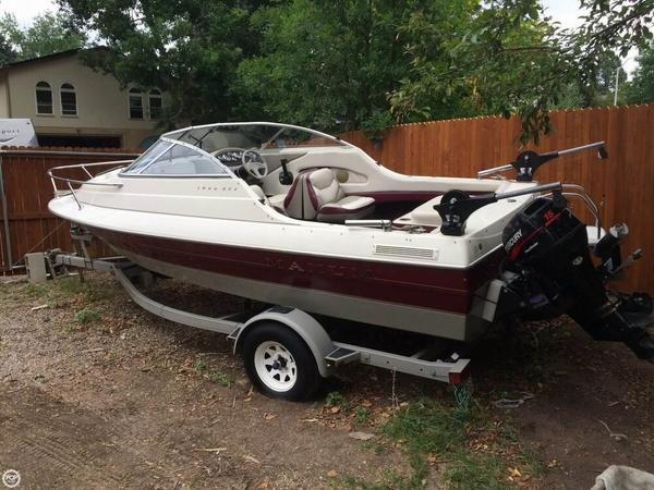 Used Maxum 1900 SCL Runabout Boat For Sale