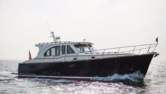 New Vicem 46 Classic Express Cruiser Boat For Sale