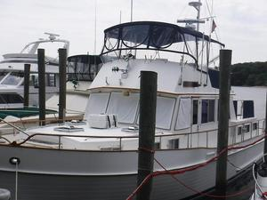 Used Grand Banks 46 Trawler Boat For Sale