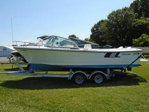 Used Shamrock Renegade Cuddy Cabin Boat For Sale
