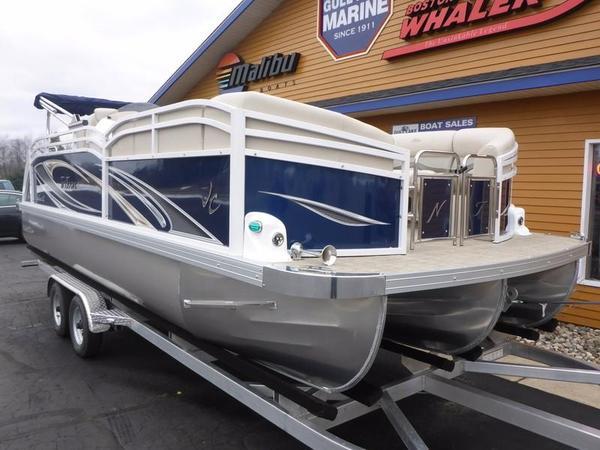 New Jc Tritoon Neptoon 21TT Sport Pontoon Boat For Sale