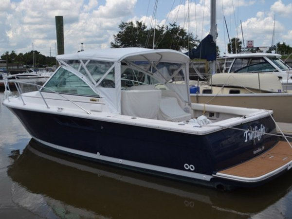 Used Tide Water Coronet Cruiser Boat For Sale
