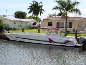 Used Corsa Custom Cuddy Cabin Boat For Sale