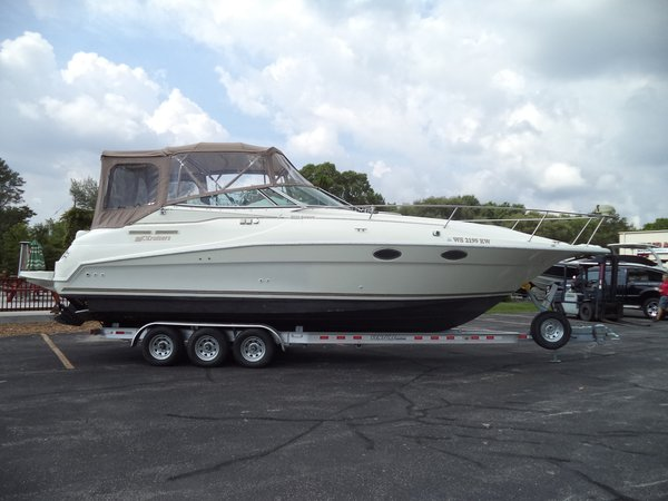 Used Cruisers Yachts 3175 Rogue Cruiser Boat For Sale