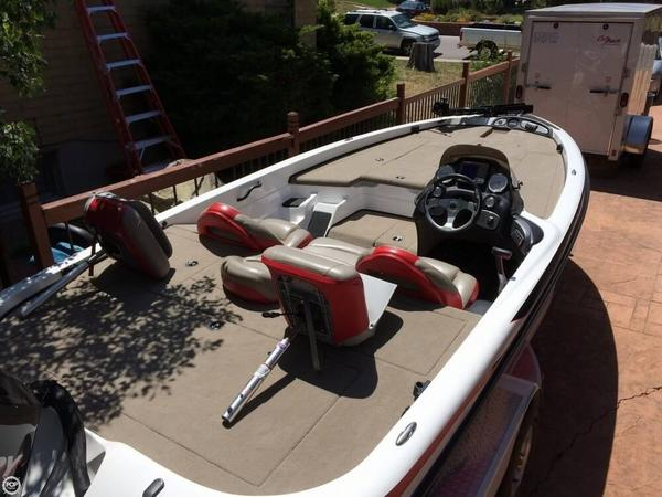 Used Nitro 901 CDX SC Bass Boat For Sale