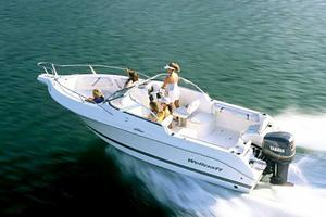 Used Wellcraft 220 Sportsman Ski and Fish Boat For Sale