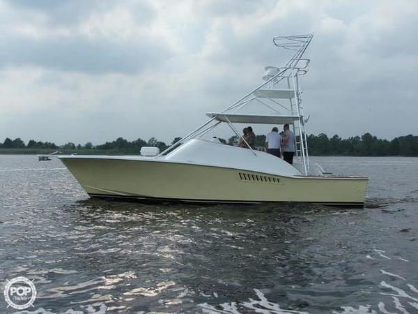 Used Bimini 36 Sports Fishing Boat For Sale