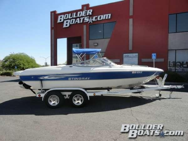 Used Stingray 200LX Bowrider Boat For Sale