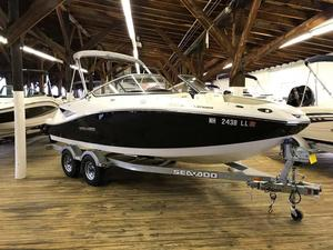 Used Sea Doo 210 Challenger Jet Boat For Sale