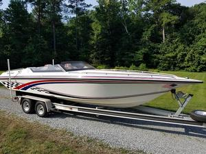 Used Fountain Fever High Performance Boat For Sale