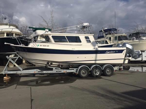 Used Sea Sport Explorer House Boat For Sale