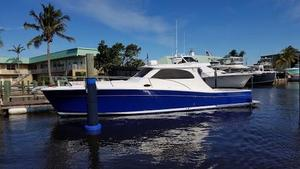 Used Rivolta 38 Jet Coupe Express Cruiser Boat For Sale