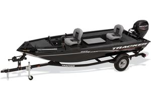 New Tracker Panfish 16 Freshwater Fishing Boat For Sale