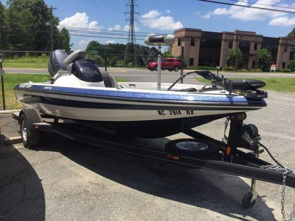 Used Skeeter TZX 180 Freshwater Fishing Boat For Sale