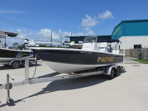 Used Sea Hunt BX 22 Pro Saltwater Fishing Boat For Sale