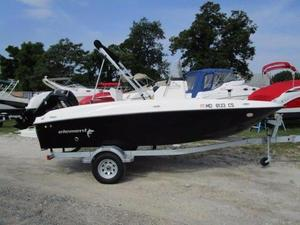 Used Bayliner Element F16 Center Console Fishing Boat For Sale