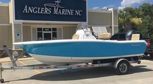 Used Tidewater 198 Center Console Fishing Boat For Sale