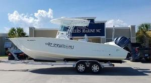 Used Cape Horn 27XS27XS Center Console Fishing Boat For Sale