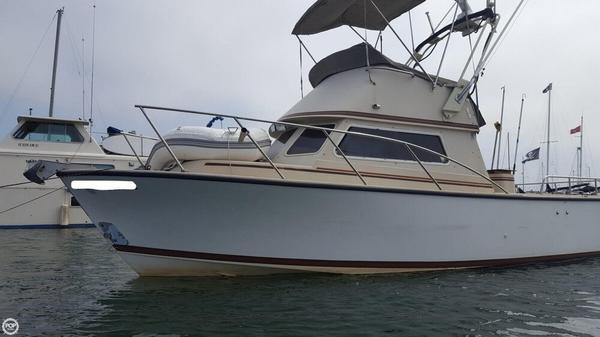 Used Blackman Billfisher 26 Sports Fishing Boat For Sale
