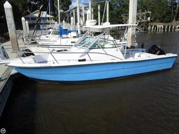 Used Pursuit 25 Walkaround Fishing Boat For Sale