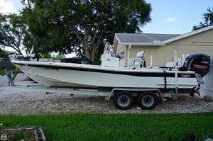 Used Blackjack 224 Bay Boat For Sale