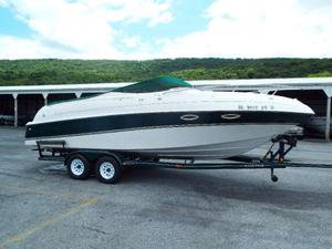 Used Four Winns 245 Sundowner Cuddy Cabin Boat For Sale