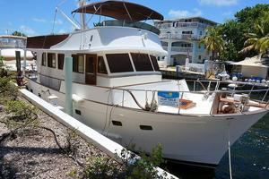 Used Marine Trader Pilothouse Boat For Sale