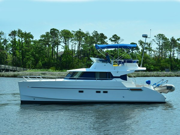 Used Fountaine Pajot Maryland Power Catamaran Boat For Sale