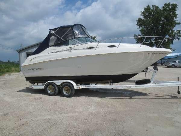 Used Monterey 242 Cruiser Boat For Sale