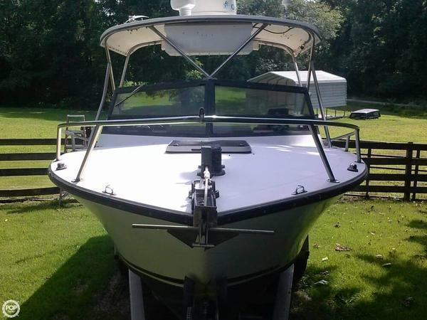 Used Albemarle 24 Walkaround Fishing Boat For Sale