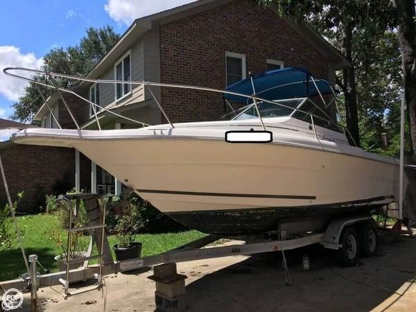 Used Sea Ray Laguana 23 Walkaround Fishing Boat For Sale