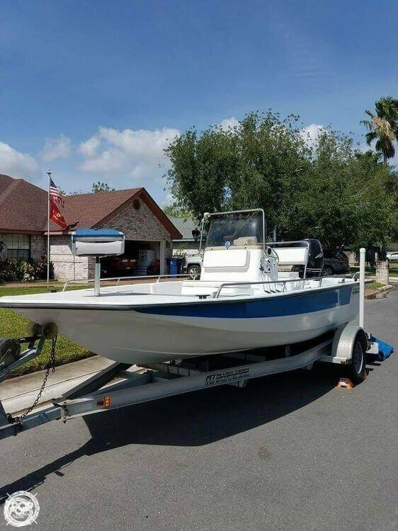 Used Baymaster 1850 Express Bay Boat For Sale