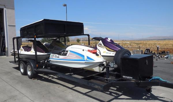 Used Sea-Doo GTS Personal Watercraft For Sale