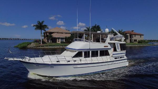Used Jefferson 46 Motor Yacht Aft Cabin Boat For Sale
