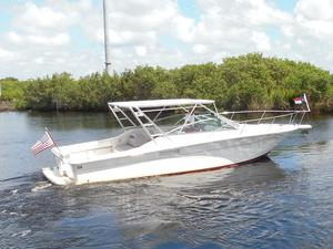Used Sea Ray 310 Amberjack with Diesels Sports Fishing Boat For Sale