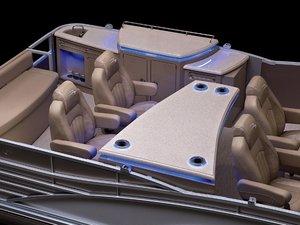 New Bennington 23 RSR Pontoon Boat For Sale