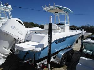 New Everglades Boats 230cc Center Console Fishing Boat For Sale