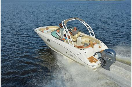 New Nautic Star 243 DC Deck Boat For Sale
