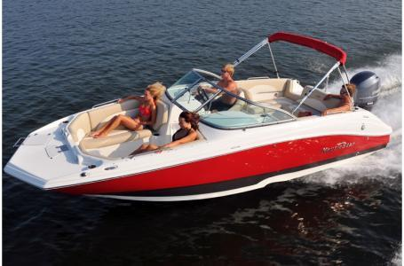 New Nauticstar 223 DC Deck Boat For Sale