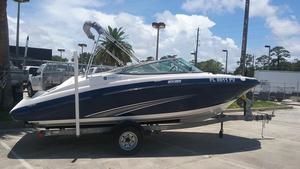 Used Yamaha SX190 Ski and Wakeboard Boat For Sale