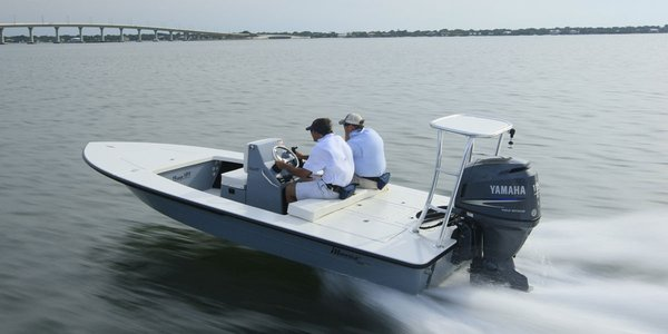 New Maverick 18 Mirage Flats Fishing Boat For Sale