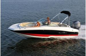 New Nauticstar 203 DC203 DC Deck Boat For Sale