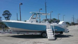 New Everglades Boats 295CC Center Console Fishing Boat For Sale