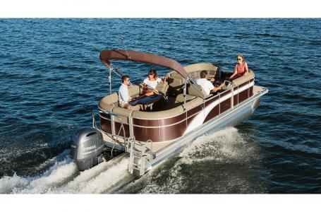 New Bennington 21 SSRX Pontoon Boat For Sale