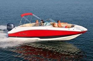 New Nautic Star 223 DC Deck Boat For Sale
