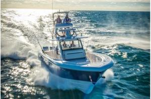 New Everglades Boats 435CC Other Boat For Sale