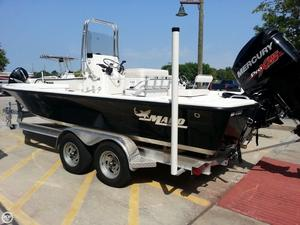 Used Mako 21 LTS Bay Boat For Sale
