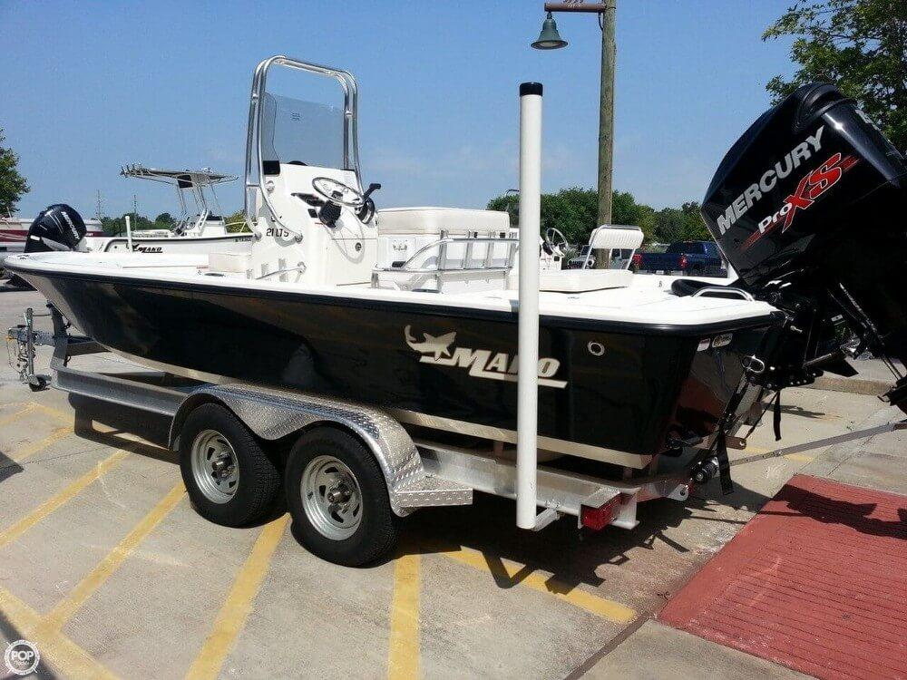 2014 used mako 21 lts bay boat for sale 34 980 for Stock fish for sale texas