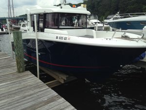 Used Beneteau Barracuda 9 Pilothouse Boat For Sale