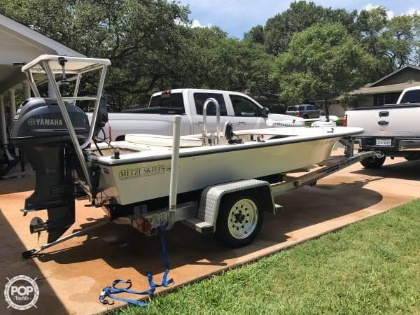 Used Mitzi 16 Skiff Fishing Boat For Sale